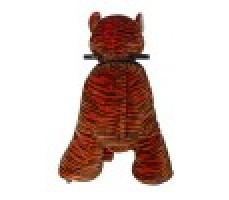 Фото зоомобиля Joy Automatic Тигр с монетоприемником вид сзади