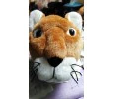 Фото морды зоомобиля Joy Automatic Лев с монетоприемником