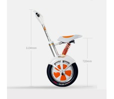 Фото сигвея Airwheel A3 вид сбоку