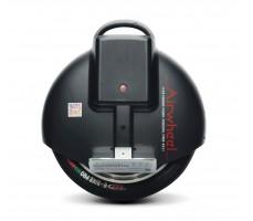 Моноколесо Airwheel X8 Black в разложенном виде
