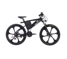 Электровелосипед SmartWheels Cosmic Black