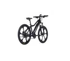 фото вид сзади Электровелосипед SmartWheels Huracane Black