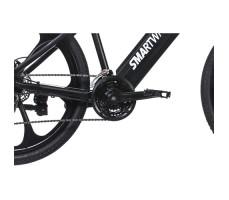 фото педали Электровелосипед SmartWheels Huracane Black