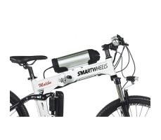 фото Электровелосипед SmartWheels Malibu White