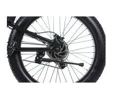 фото Электровелосипед SmartWheels Siberia Black