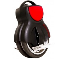 Моноколесо Airwheel Q1 Black, вид сбоку