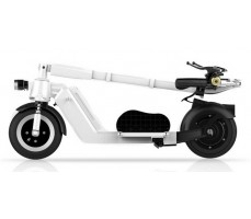 Фото электросамоката Airwheel Z5T White в сложенном виде
