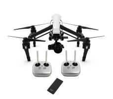 Квадрокоптер DJI Inspire 1 RAW с 2 пультами, SSD, объективом