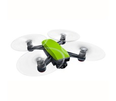 фото квадрокоптера DJI SPARK Meadow Green (EU) в полете