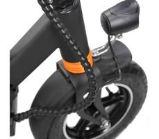 фото колесо переднее Электросамокат Joyor X5S 48V13Ah Black