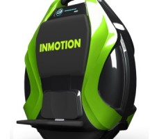 Моноколесо Inmotion V3 C Green, вид справа