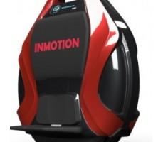 Моноколесо Inmotion V3 C Red вид эмблема