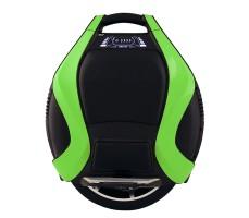 Моноколесо Inmotion V3 Pro Green, вид сбоку