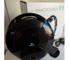 Моноколесо Inmotion V5 Plus Black вид сбоку