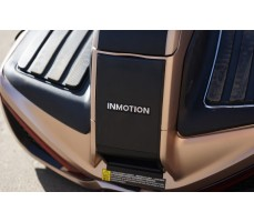 Фото платформы сигвея Inmotion R2 Champagne