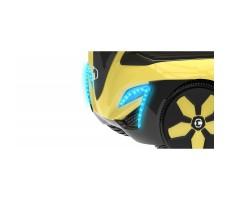 Фото подсветки сигвея Inmotion R1 Yellow
