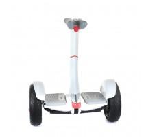 Фото сигвея Ninebot Mini Pro White вид спереди