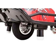 Фото колеса электрокарта Razor Crazy Cart