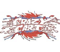 Фото эмблемы электрокарта Razor Crazy Cart