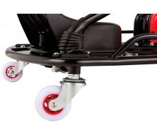 Фото колесиков электрокарта Razor Crazy Cart