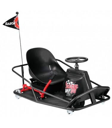 Электрокарт Razor Crazy Cart XL Black | Купить, цена, отзывы