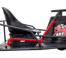 Фото сиденья электрокарта Razor Crazy Cart XL