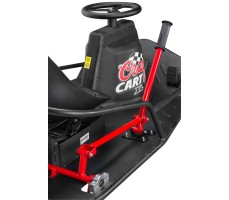 Фото руля электрокарта Razor Crazy Cart XL