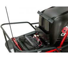 Фото блока питания электрокарта Razor Crazy Cart XL
