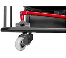 Фото колеса электрокарта Razor Crazy Cart XL