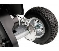 Фото шасси электроквадроцикла Razor Dirt Quad