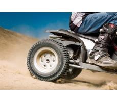 Фото колеса электроквадроцикла Razor Dirt Quad