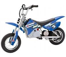 Электробайк Razor MX350 Blue
