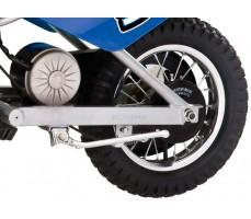 Фото заднего колеса электробайка Razor MX350 Blue