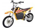 Электробайк Razor MX650 Yellow