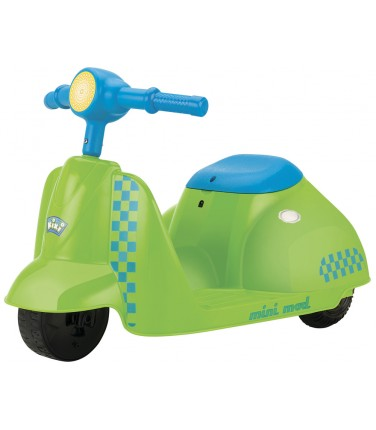 Электроскутер для детей Razor Mini Mod Green | Купить, цена, отзывы
