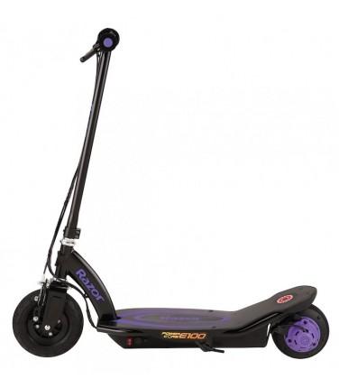 Электросамокат Razor Power Core E100 Фиолетовый | Купить, цена, отзывы