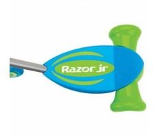 Электросамокат Razor Lilˆ E Blue вид сверху