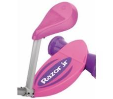 Электросамокат Razor Lilˆ E Pink вид на сиденье