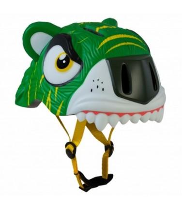 Шлем Crazy Safety Green Tiger 2017 | Купить, цена, отзывы
