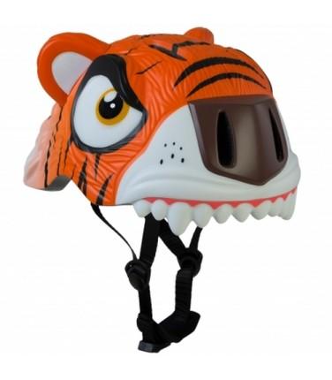 Шлем Crazy Safety Orange Tiger 2017 | Купить, цена, отзывы