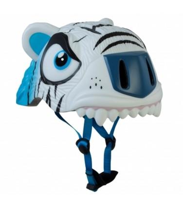 Шлем Crazy Safety White Tiger 2017 | Купить, цена, отзывы