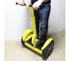 фото Сигвей UPCAR X3S Yellow