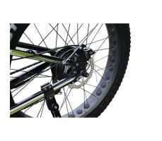 фото заднего колеса электровелосипеда Uberbike Fat 48V-1000 Black