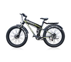 Электровелосипед Uberbike Fat 48V-1000 Black