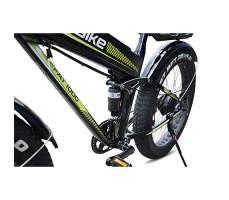 фото рамы и заднего колеса электровелосипеда Uberbike Fat 48V-1000 Black