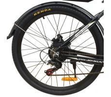 Фото колесп электровелосипеда Uberbike H26 Black