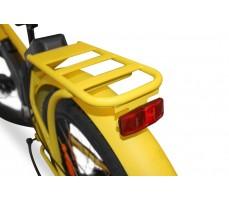 Фото места для батареи электровелосипеда Volteco Bigcat Dual Yellow