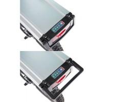 Фото аккумулятора электровелосипеда Volteco Pedeggio Dual Gray
