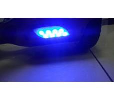 Фото  габаритных огней гироскутера WMotion WM-6 Black Carbon