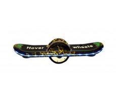 Фото электроскейта Wmotion Hoverwheel Yellow вид сбоку